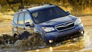 2014 Subaru Forester remains more rugged than refined