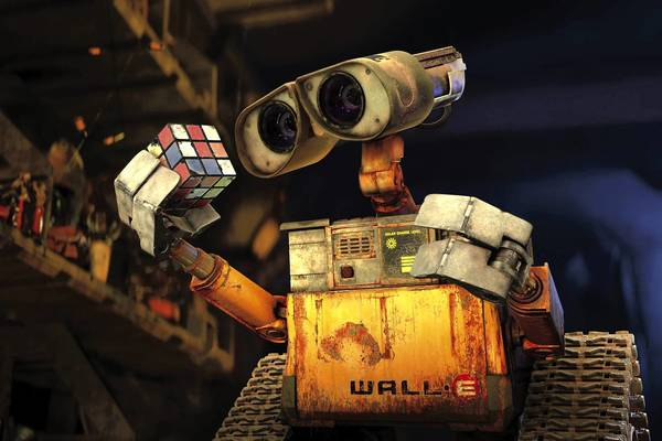 "The lead in Disney's ""Wall-E"" was cute for a robot -- but that's not how you should behave at work."