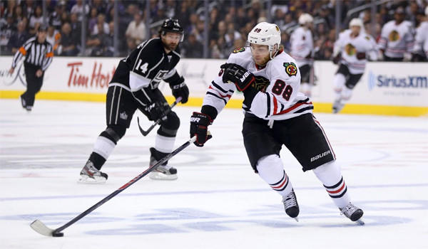 As Chicago returns home, the Blackhawks are hoping to closeout the Kings in Game 5 of the Western Conference final.