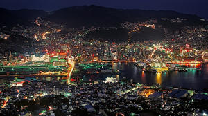 Japanese port city of Nagasaki has long East-West connection