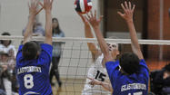 Pictures: Class L And M Volleyball Championships