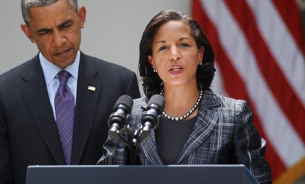 President Obama appoints Susan Rice as national security adviser