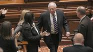 State lawmakers had barely peeled out of Springfield following a session where key issues stalled when a slew of politicians who want to be Illinois governor saw the green flag waving to launch the 2014 race.