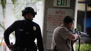 Santa Monica rampage witnesses describe gunshots, chaos
