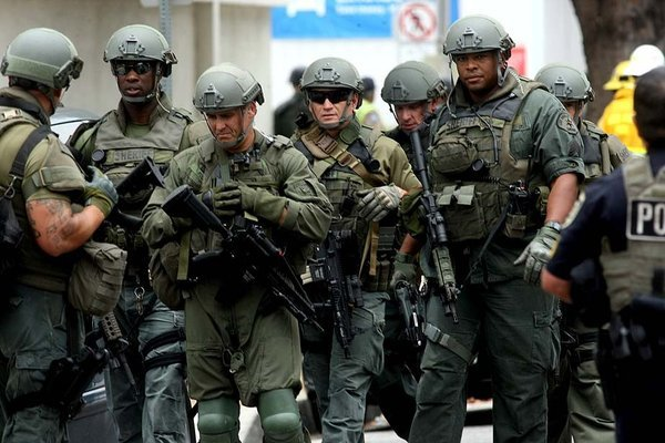 Swat Team Gear Swat Team la Times