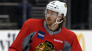 Chicago Blackhawks defenseman Duncan Keith was asked Saturday morning if he gleaned anything from being a spectator for the last game against the Kings, sitting out with a one-game suspension but perhaps absorbing some keys to exploit for Game 5.