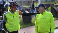 Jim Calhoun Cancer Challenge Ride And Walk
