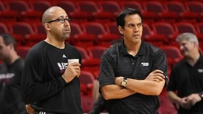 Heat's Fizdale intriguing coaching commodity