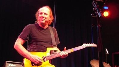 Adrian Belew quits Nine Inch Nails