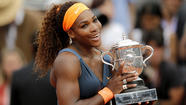 Serena Williams wins French Open, her 16th Grand Slam event title
