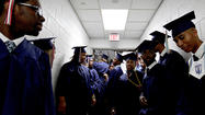 Denbigh High Graduation 2013