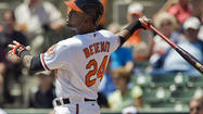 Orioles pregame notes on Chen, Betemit and Strop