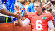 Boston Red Sox draft Gators starting quarterback Jeff Driskel