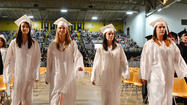 Northampton Area High School Graduation 2013