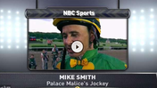 Palace Malice wins Belmont [Video]