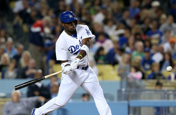 Dodgers Yasiel Puig Looks To Set Rookie Home Run Rbi