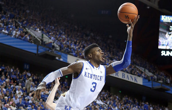 Kentucky's Nerlens Noel looks like a good bet to go No. 1 overall.