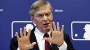 Whenever the questions turn to drugs, Bud Selig has two talking points.