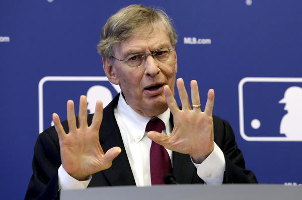 MLB Commissioner Bud Selig can be perceived as acting in the best interests of his legacy rather than baseball.