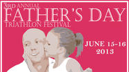 June 15-16: Father's Day Weekend Triathlon Festival, Moss Park