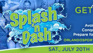 Hot, wet summer: It's Splash 'n Dash in Baldwin Park