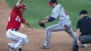 Minnesota Twins vs Washington Nationals