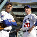 Sandy Koufax, Don Sutton