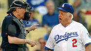 Larry King, Tom Lasorda
