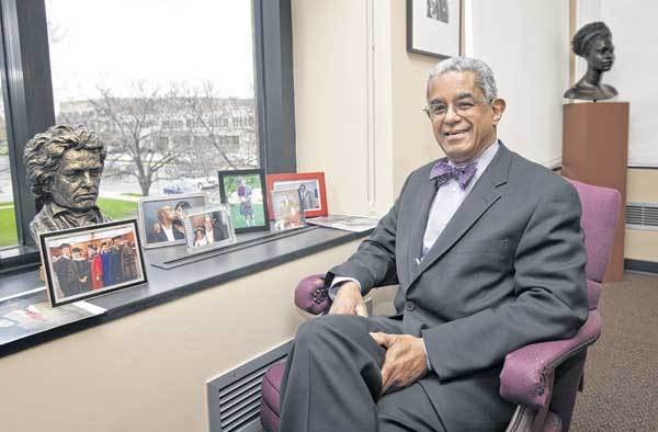Alfred Guillaume, longtime executive vice chancellor of academic affairs at Indiana University South Bend, will retire at the end of June.