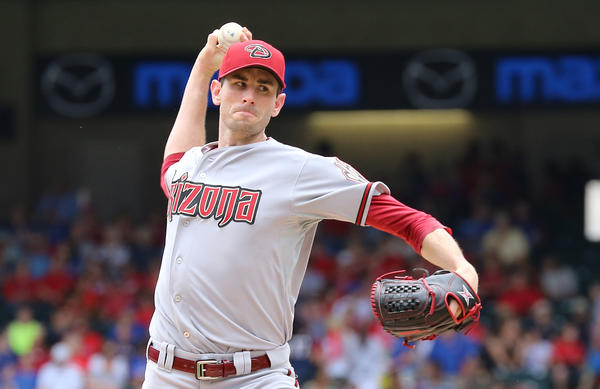 Brandon McCarthy of the Arizona Diamondbacks is recovering from a seizure.