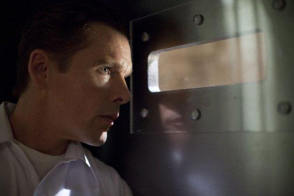 "Ethan Hawke stars in ""The Purge,"" which was the No. 1 film at the box office this weekend."