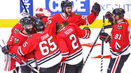 The Chicago Blackhawks' electrifying double-overtime, 4-3 victory Saturday over the Los Angeles Kings in Game 5 of their Western Conference final series was an instant classic in more ways than one.