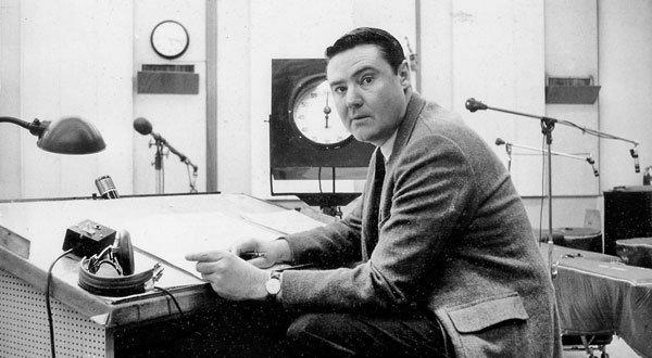 "Bob Thompson helped invent ""Space Age bachelor pad music,"" first popular in the 1950s."