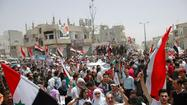 Syrian government holds victory celebration in battered Qusair