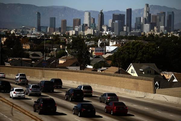 Cleaner air in California