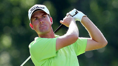 Webb Simpson in familiar spot as he tries to repeat as U.S. Open champ