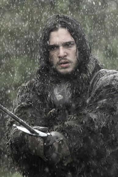 'Game of Thrones' Season 3: Jon