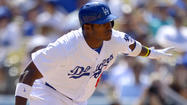 Yasiel Puig is hitting .464 with four home runs and 10 runs batted in through the first seven games of his major league career. The rookie outfielder has spent every one of those games as the Dodgers' leadoff hitter.