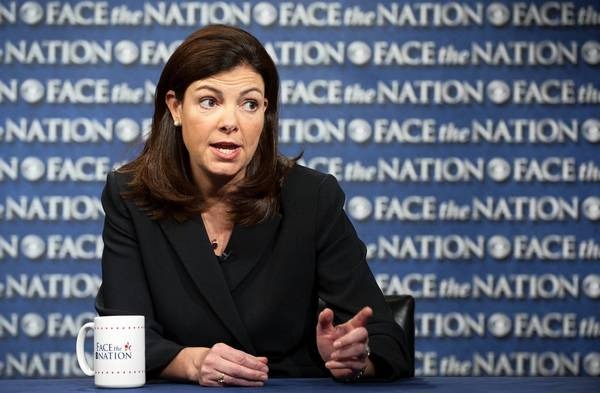 Sen. Kelly Ayotte of New Hampshire became one of the first Republicans to back the bipartisan immigration overhaul.