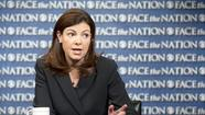 WASHINGTON — Conservative Republican Sen. Kelly Ayotte announced her support Sunday for the Senate's bipartisan immigration overhaul, lending momentum to the comprehensive measure.