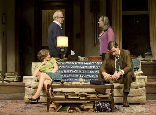 """Who's Afraid of Virginia Woolf?"" won the Tony for best revival of a play."