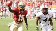 Florida State receiver Greg Dent arrested on sexual assault charges