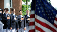 Gilman School 2013 Graduation [Pictures]