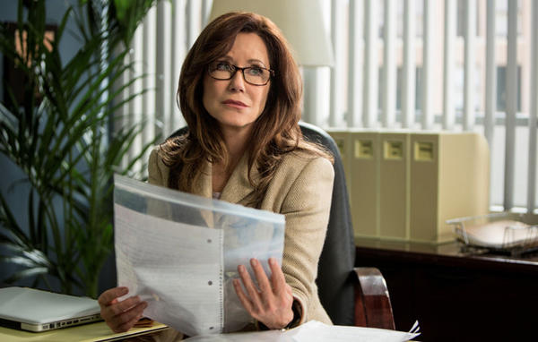 "Capt. Sharon Raydor (Mary McDonnell) juggles professional and personal issues in the new season of ""Major Crimes."""