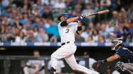 Michael Cuddyer, from Chesapeake, is enjoying a stellar season with the Colorado Rockies.