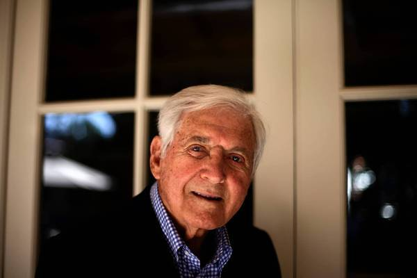 "Former host of ""Let's Make a Deal,"" Monty Hall, 92, is receiving a Lifetime Achievement Award at theDaytime Entertainment Emmy Awards."