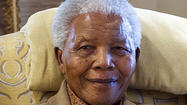 JOHANNESBURG, South Africa -- Former South African president Nelson Mandela spent his third day under intensive care in a Pretoria hospital Monday, with no improvement in his condition reported.