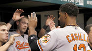 The Orioles wouldn't say it, but they're probably glad they won't see the Tampa Bay Rays again until mid-August.