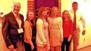 The Kiwanis Club of Hagerstown awarded eight scholarships to graduating high school seniors at club meetings in May.