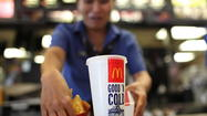 McDonalds Corp. reported global same store sales climbed 2.6 percent in May but fell short of Wall Street expectations. Sales increased 3.6 percent in the month, or 5.2 percent, adjusted for currency fluctuation.